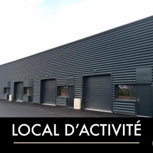 Location local 99.50 m² à SAINT ANDRE SUR ORNE
